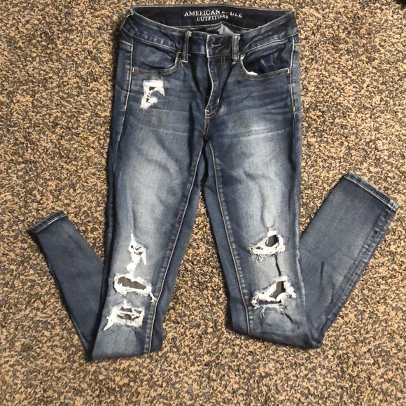 American Eagle Outfitters Denim - AE skinny jeans